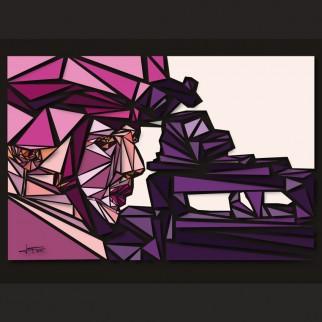 art_abstrait_soldat-rose