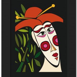 art_portrait_kabuki-35×45