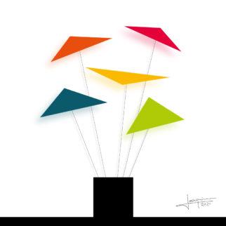 bouquet-de-triangles